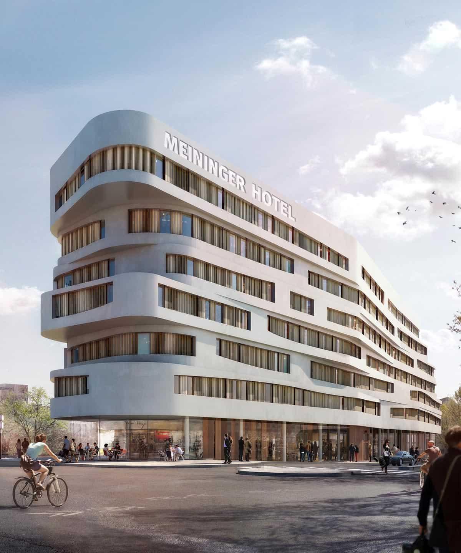 Meininger hôtel