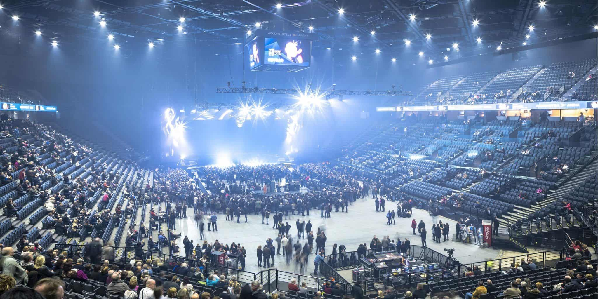 Accorhotels Arena - DVVD