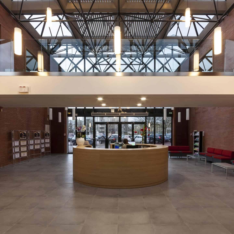 Centre de formation RATP - DVVD