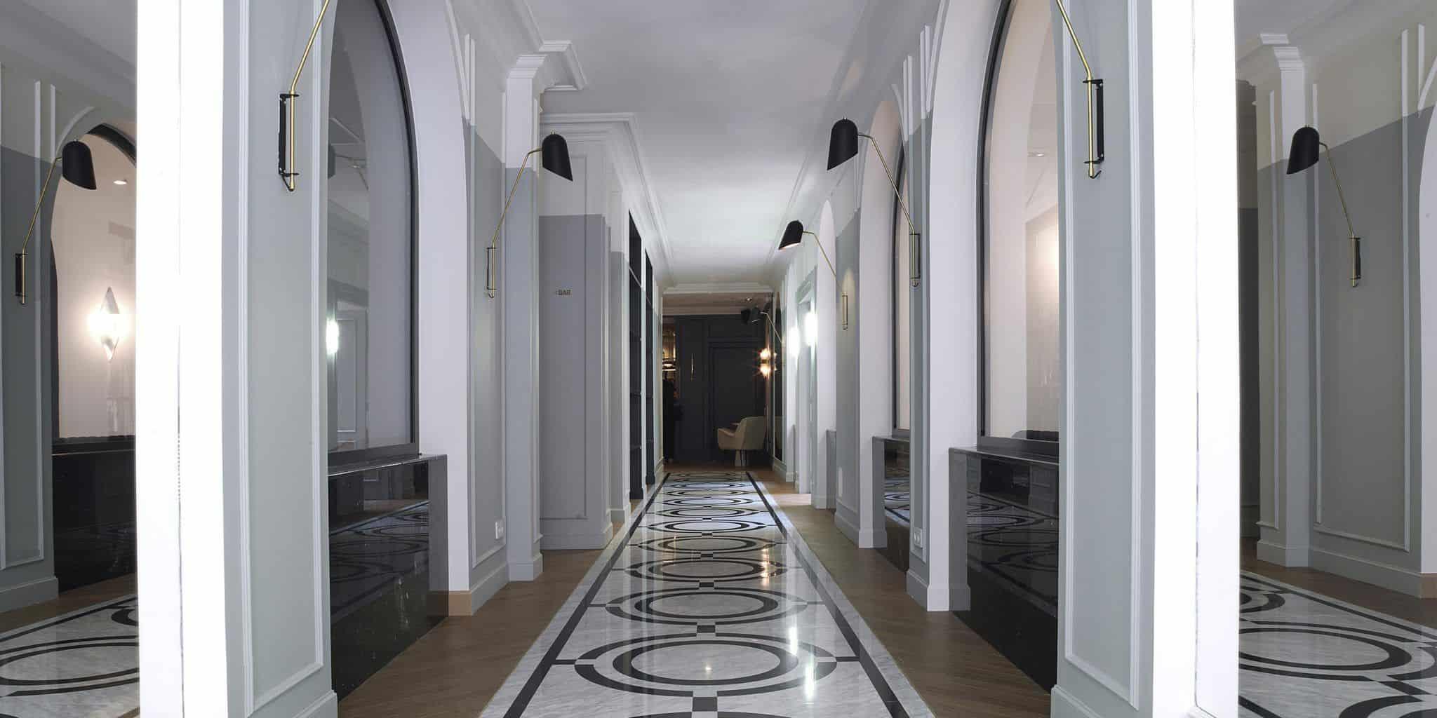 Hôtel Bachaumont - DVVD