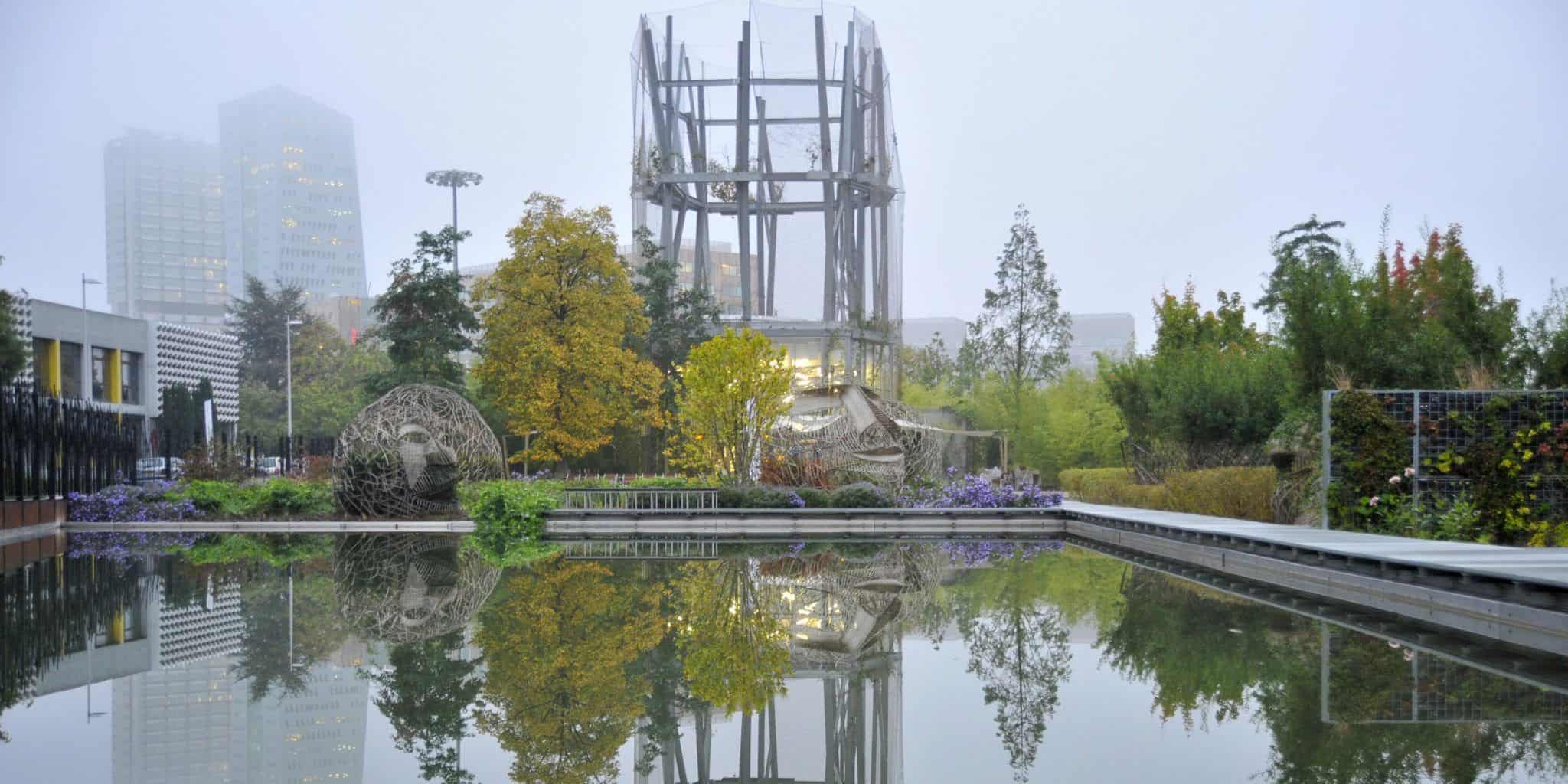 Jardin des Géants - DVVD