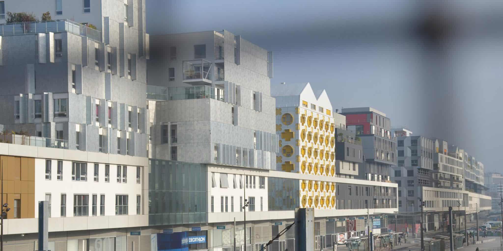 Macdonald dvvd architectes ing nieurs design - Livraison macdonald paris ...