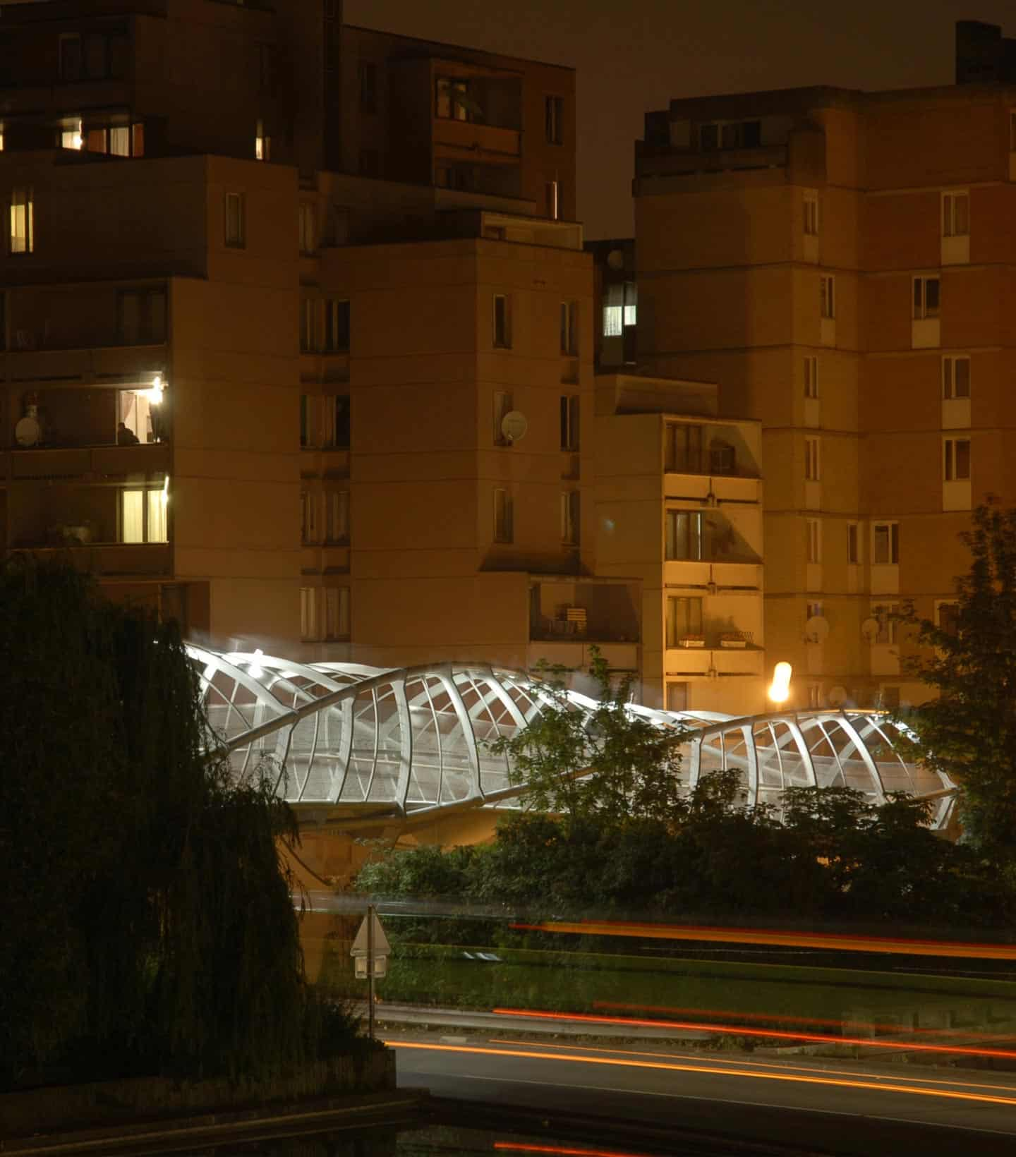 Passerelle quai aux fleurs dvvd architectes for Design hotel quartier 65 mainz