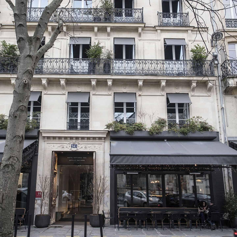 Hôtel National des Arts et Métiers - DVVD