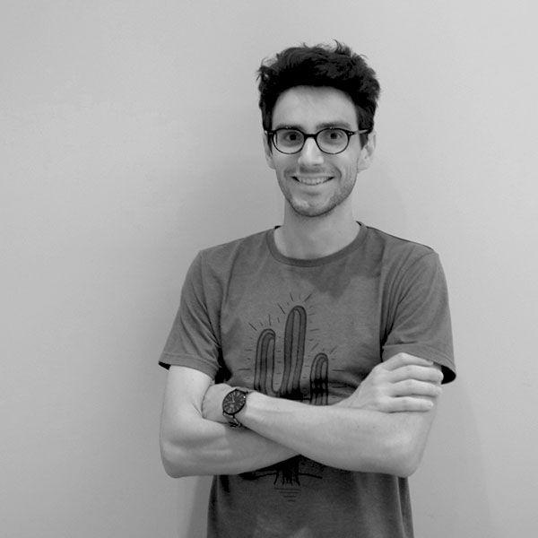 Baptiste KRIEGEL - Architecte-Ingénieur