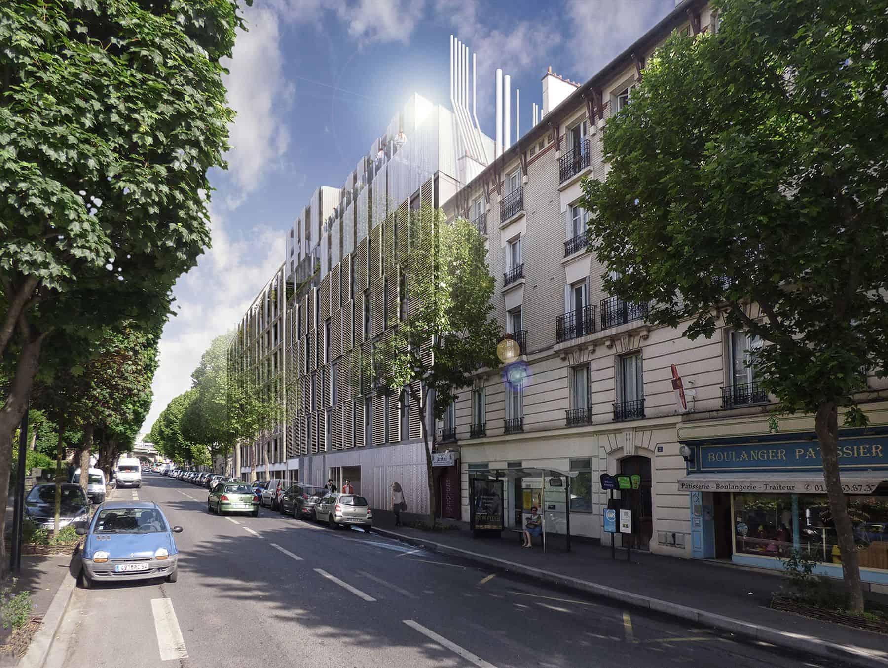 Immeuble « Carnot » - DVVD