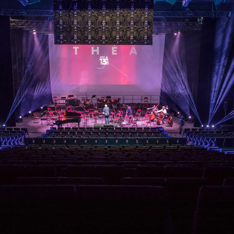 Salle de spectacle Le 13ème Art - DVVD