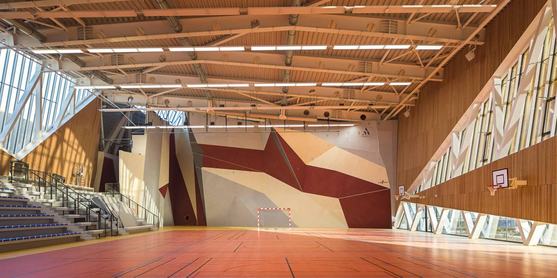 Complexe multisports La Fontaine - DVVD