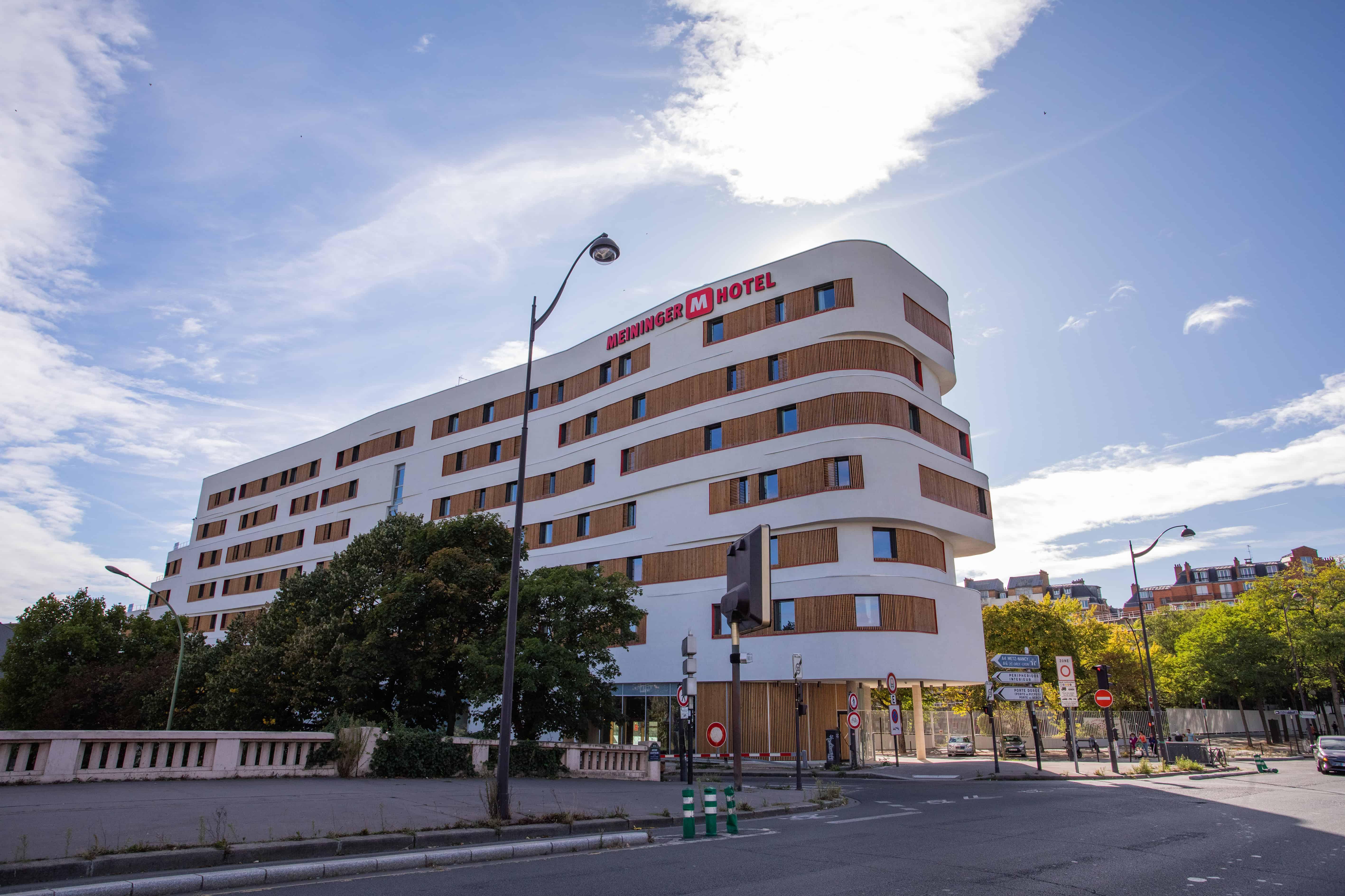 Hôtel Meininger - DVVD