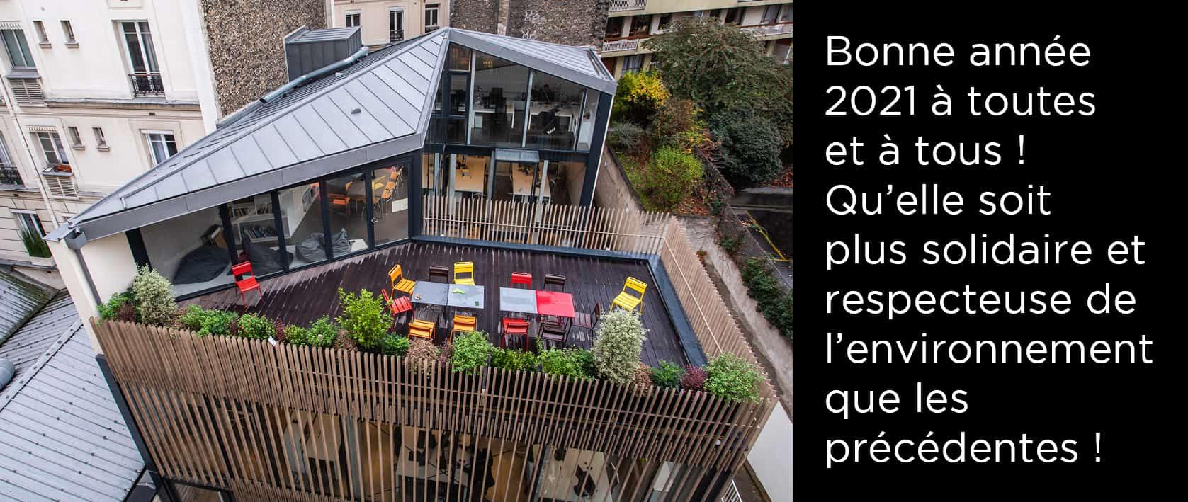 Actualités DVVD - Architecture • Ingénierie • Design